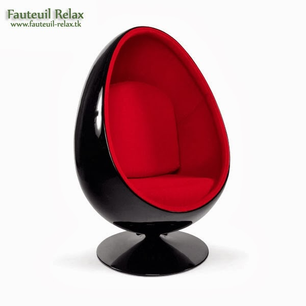 fauteuil egg ovale fauteuil relax. Black Bedroom Furniture Sets. Home Design Ideas